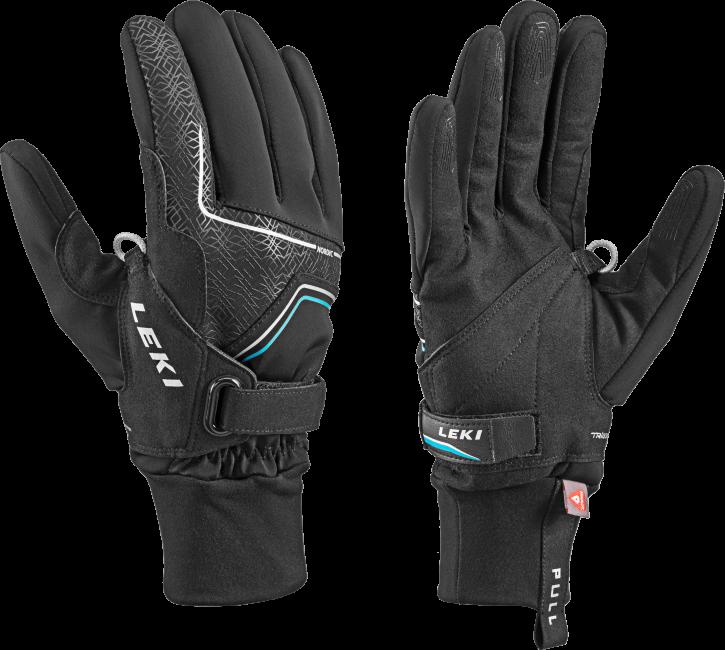 Leki Nordic Thermo Shark Langfinger Handschuh 11