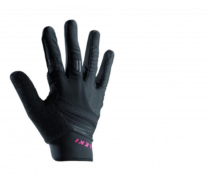Leki Nordic Walker Langfinger Handschuh Master long