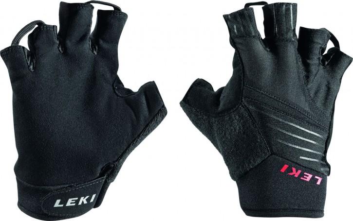 Leki Nordic Walker Kurzfinger Handschuhe Master short