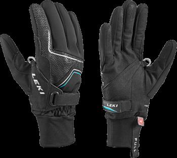 Leki Nordic Shark Thermo Langfinger Handschuh