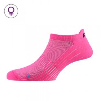PAC Footie Active Short Damen - Inliner Socke pink
