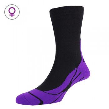 PAC Funktionssocke Damen - purple